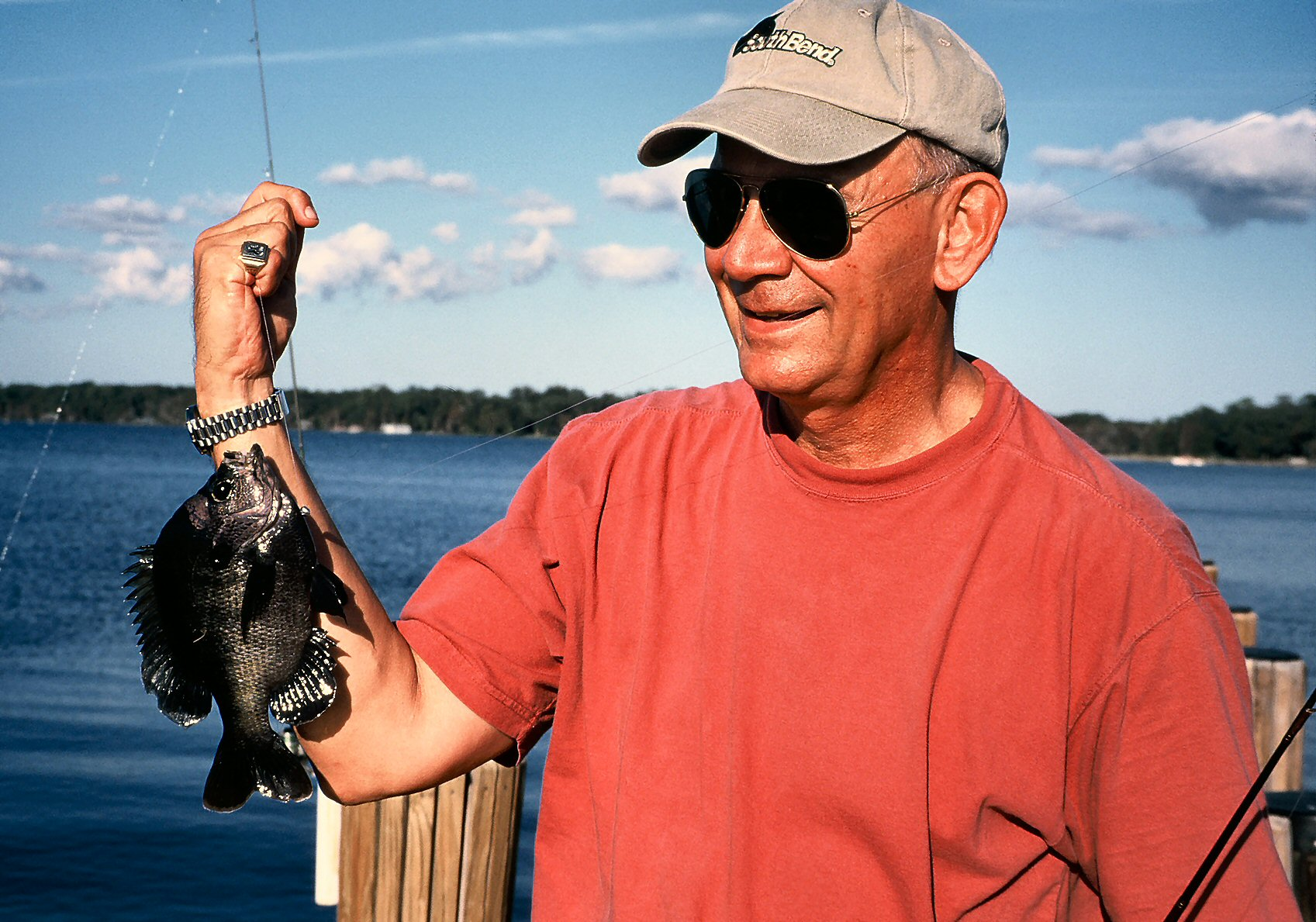 Keys to Catching Fish: Using Earthworms