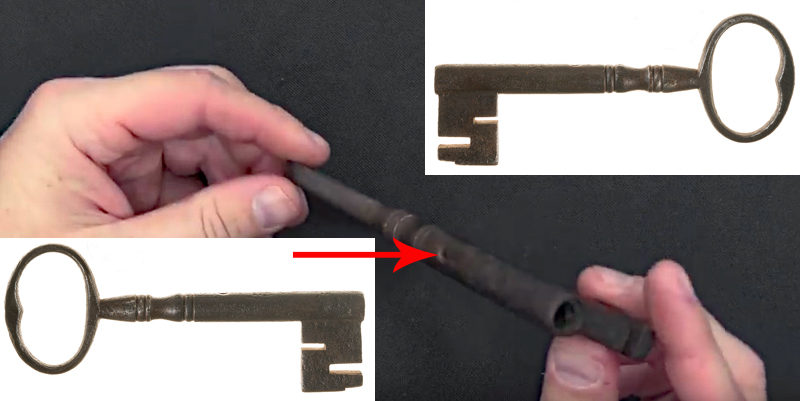 Watch: Forgotten Weapons' Simple Key Pistol