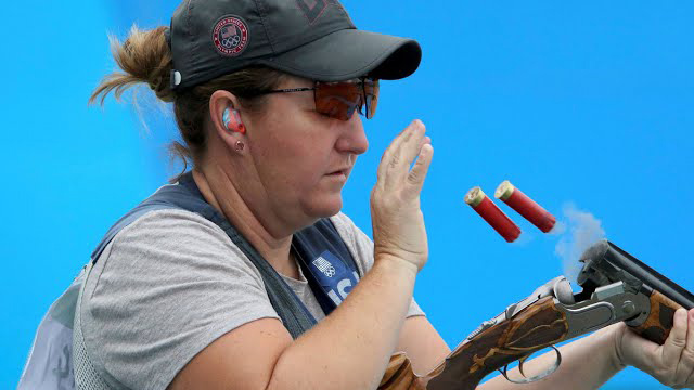 Kim Rhode's Shotgun Advice