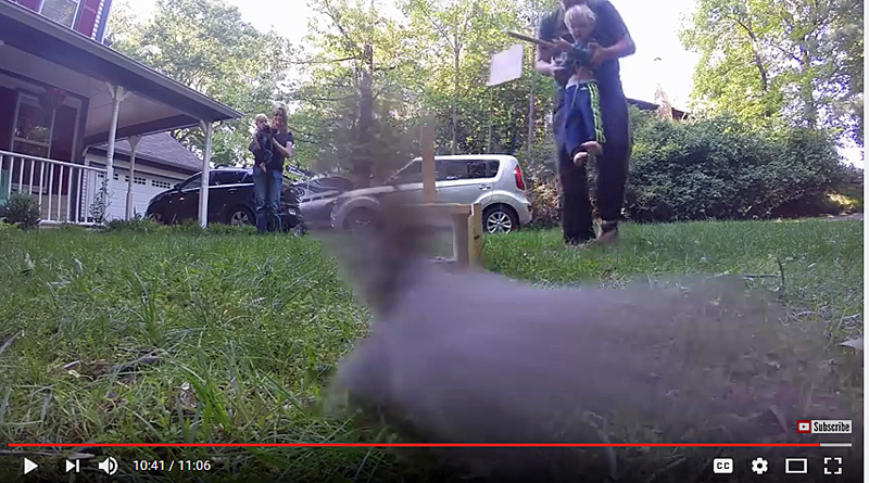 Watch: DIY Live Squirrel Trap