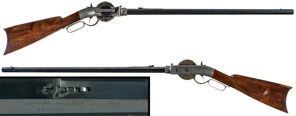Watch: Porter Turret Rifle; Which Way Will it Fire?
