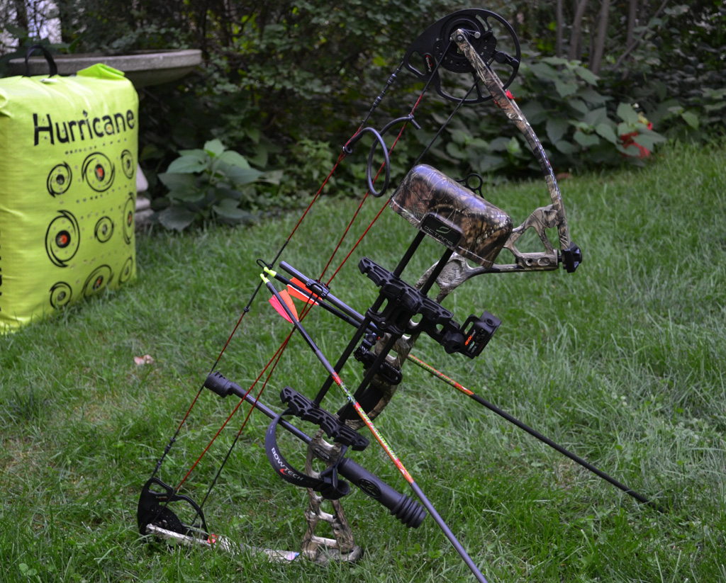 Bowtech Fuel Beauty