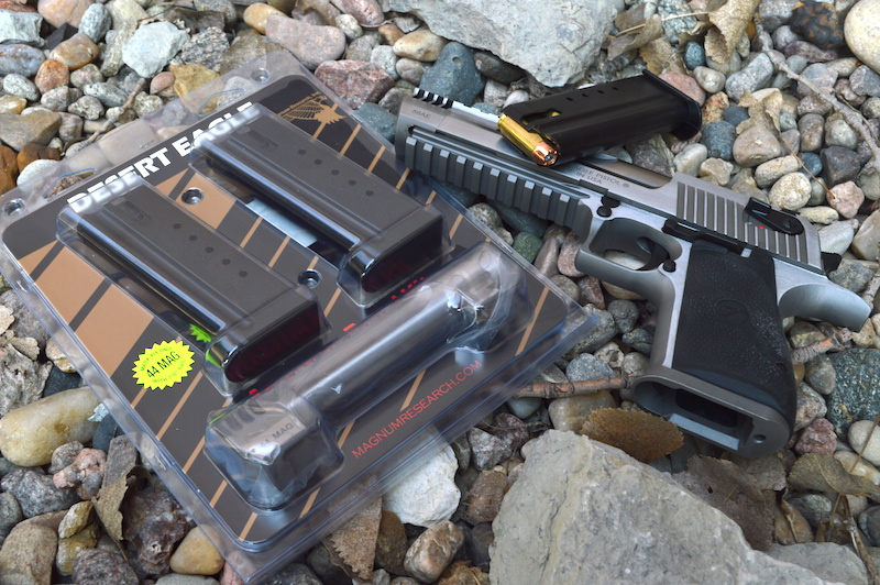 Review: Magnum Research Desert Eagle Caliber Swap