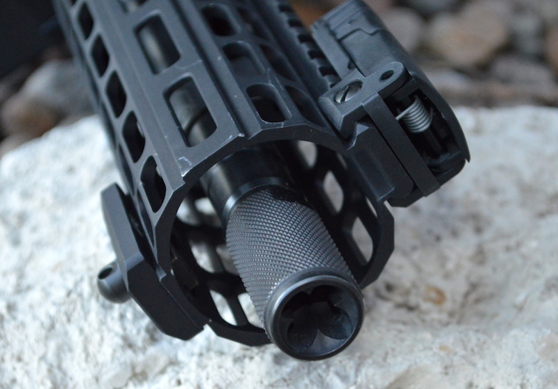 Review: STD Simple Threaded Device Muzzle Brake