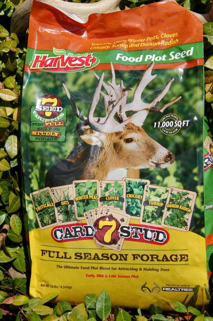 If Youre Going To With Your Wildlife Food Plots Then You Might As Well Have The Winning Hand Evolved Harvest Has Created A New Wildlife Food Plot