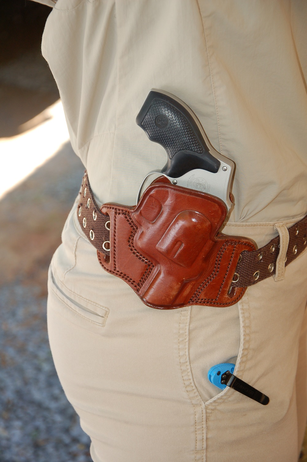 Favorite Holster Positions