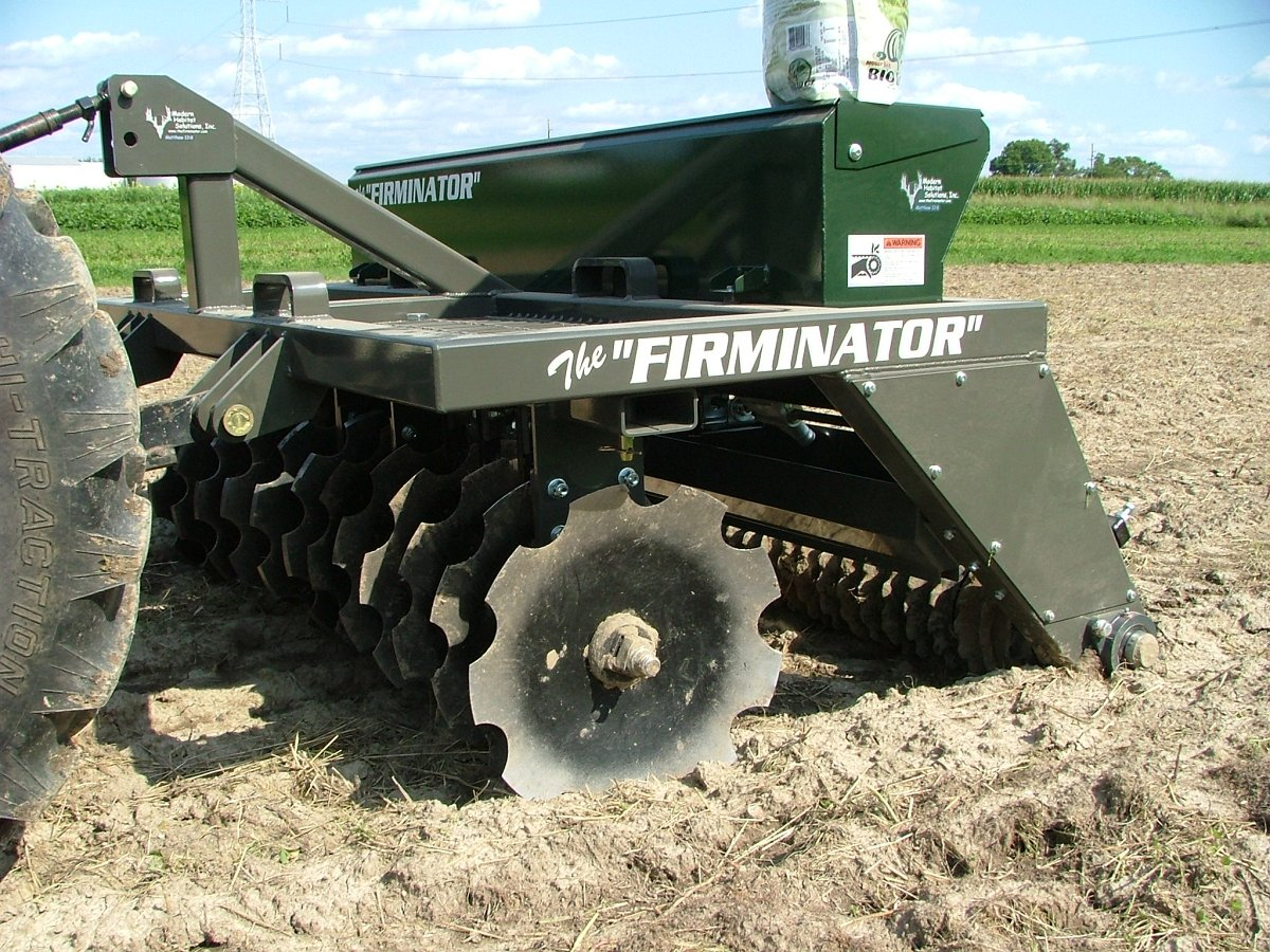 "Watch: Firminator, ""The Best Food Plot Implement on Earth"""