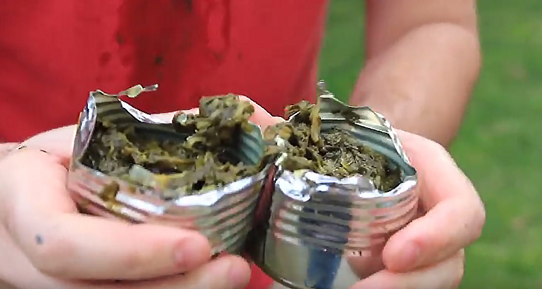 Watch: Three Ways to Open a Can Without a Can Opener