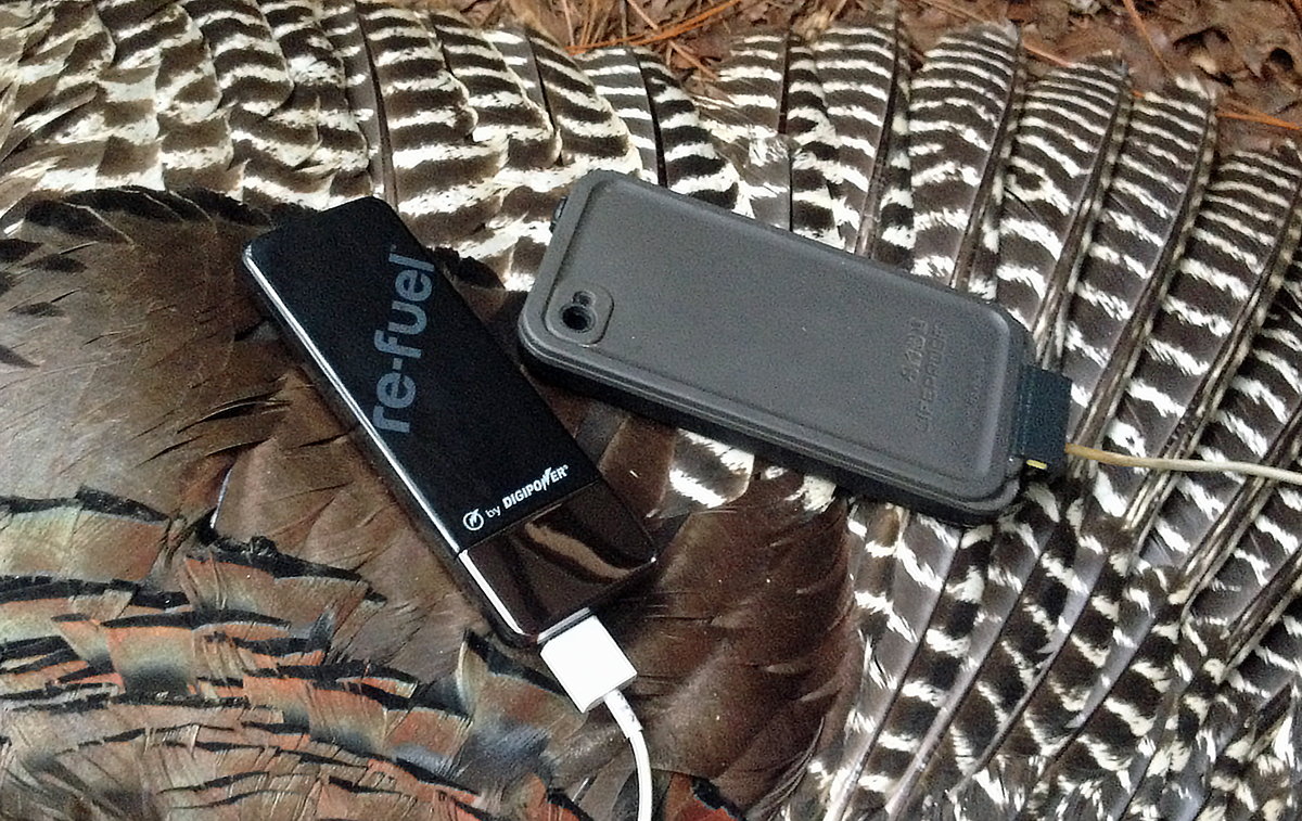 Review: Re-Fuel by Digipower Grab-n-Go 4200 mAh Battery Pack
