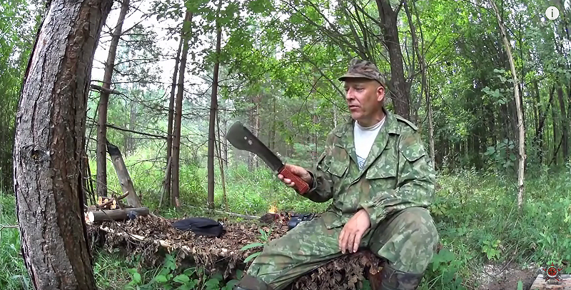 """Watch: Russian Demonstrates a """"Real Survival Tool"""""""