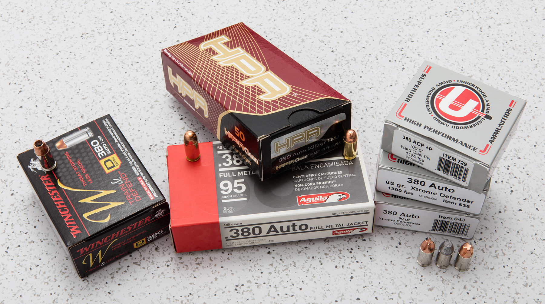 How are Ammo Supplies Holding Up?