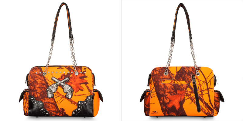 Vera Handbags and Mossy Oak: Concealed Carry, Fashion, and More