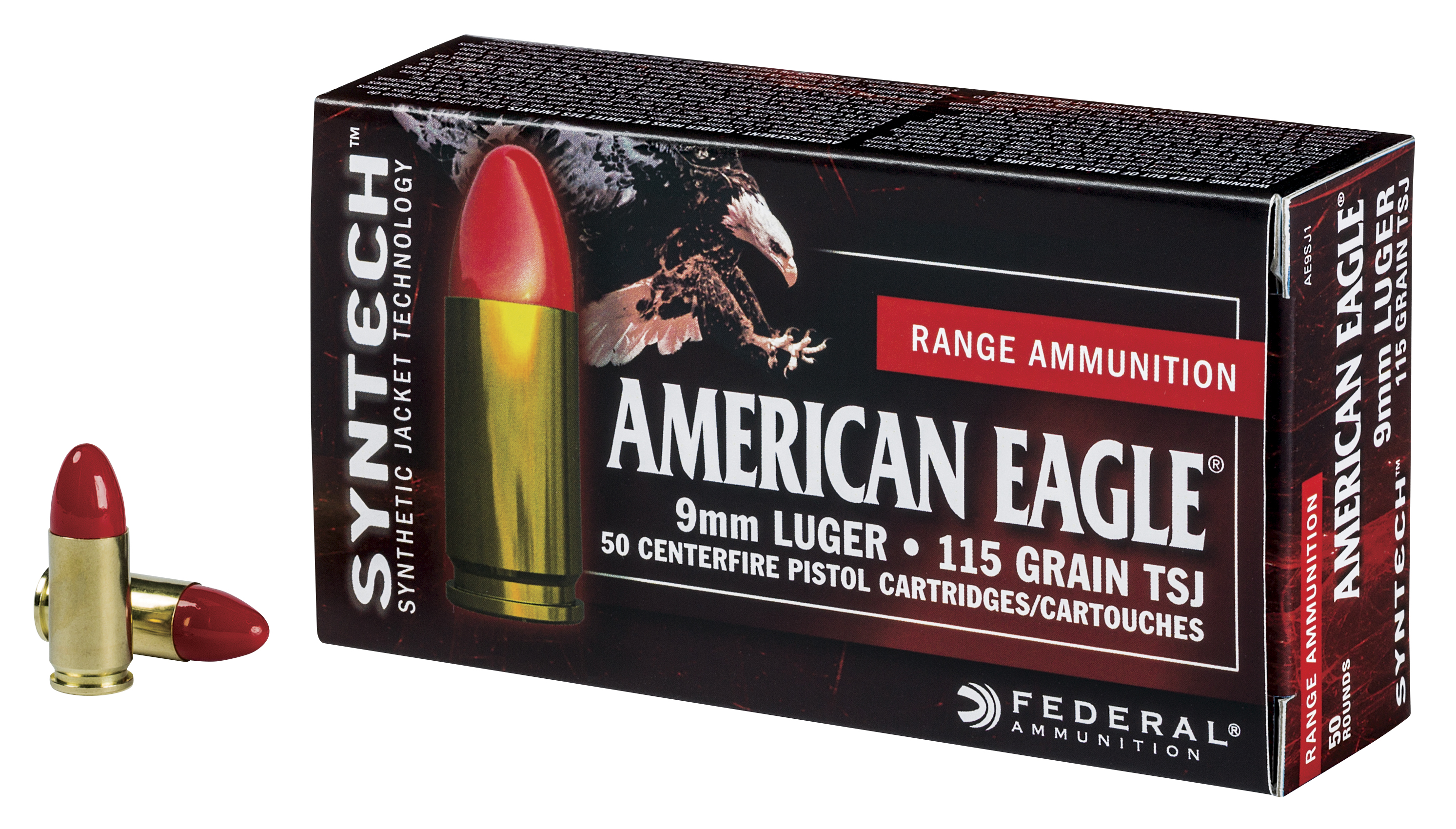 American Eagle 1,000 round 9MM Ammo Giveaway