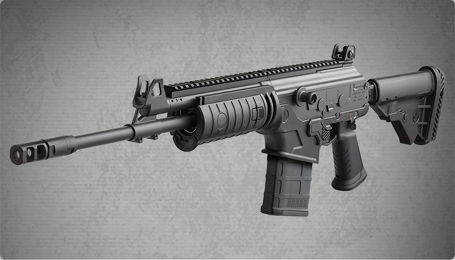 Pre-Hillary Gun of the Day: IWI's Galil ACE in .308
