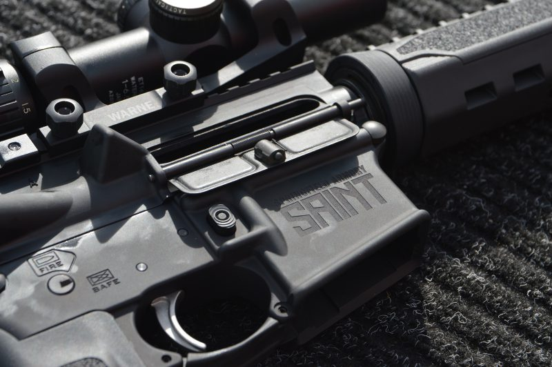 The Springfield Armory SAINT Revealed
