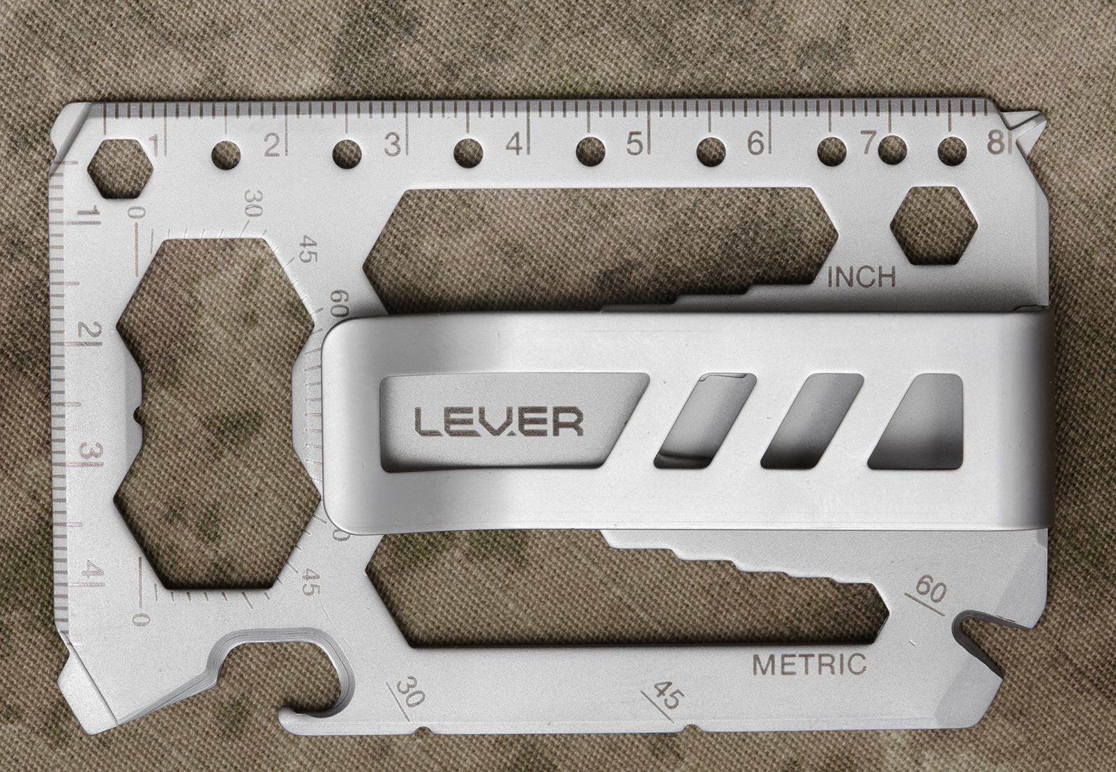 Toolcard by Lever Gear