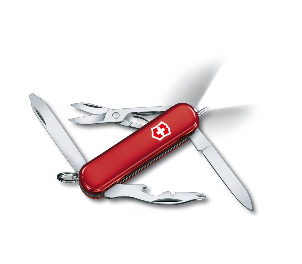 12 Days of EDC Christmas, Day 1–Victorinox Midnite Manager