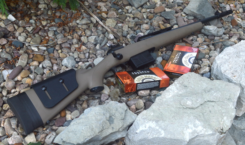 Review: Savage Arms 308 Model 11 Scout