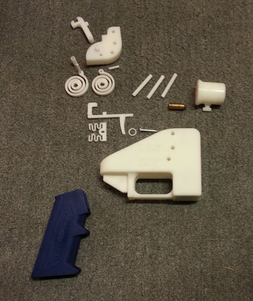 Court: 3D Printable Gun Files are NOT Protected Free Speech