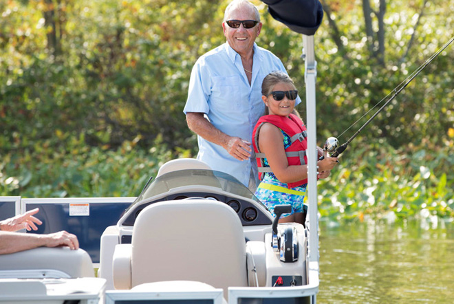 5 Pontoon Boats that are Made to Fish