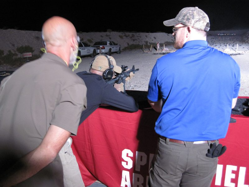 """Shooting """"The Field of Chaos"""" with the Springfield Armory SAINT"""