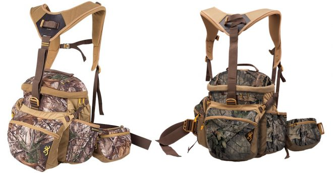 Review Browning Billy 1500 Lumbar Hunting Pack