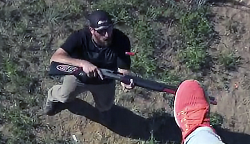 Watch: Dude Perfect and Gould Brothers Trick Shotgun Shooting