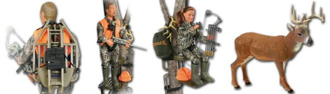 Hunter Dan And More Action Figures And Toys For Little
