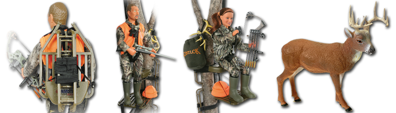 Hunter Dan and More: Action Figures and Toys for Little Hunters