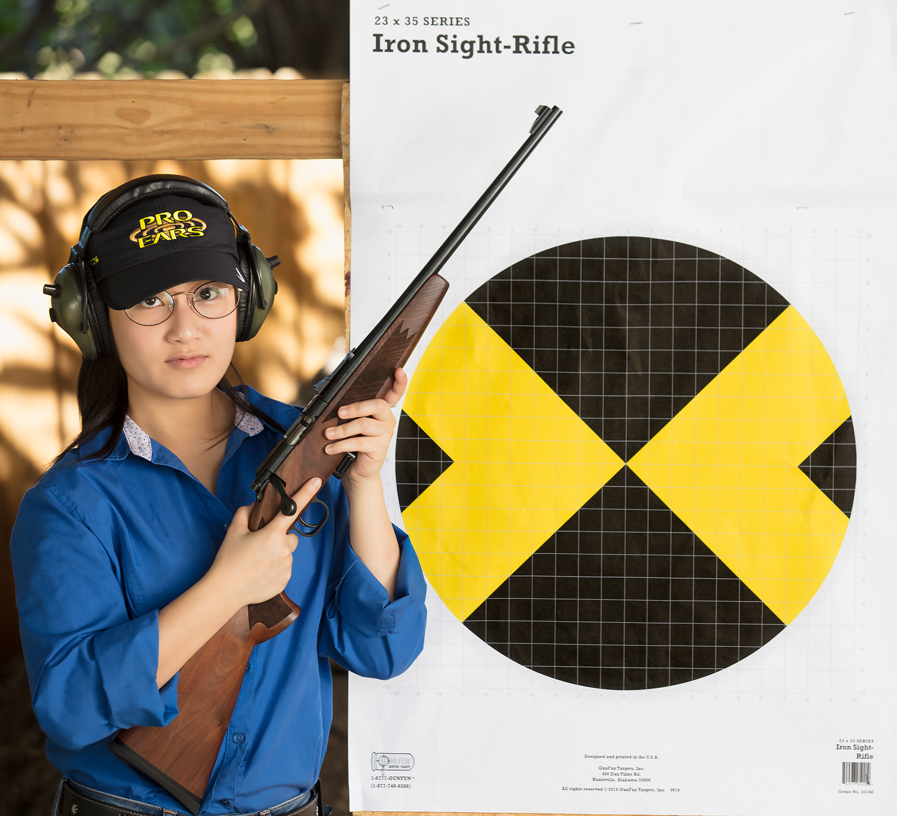 New Targets from Gun Fun