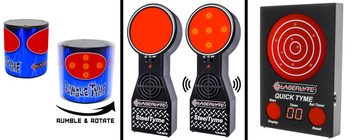 Watch: LaserLyte's New Improved Training Targets