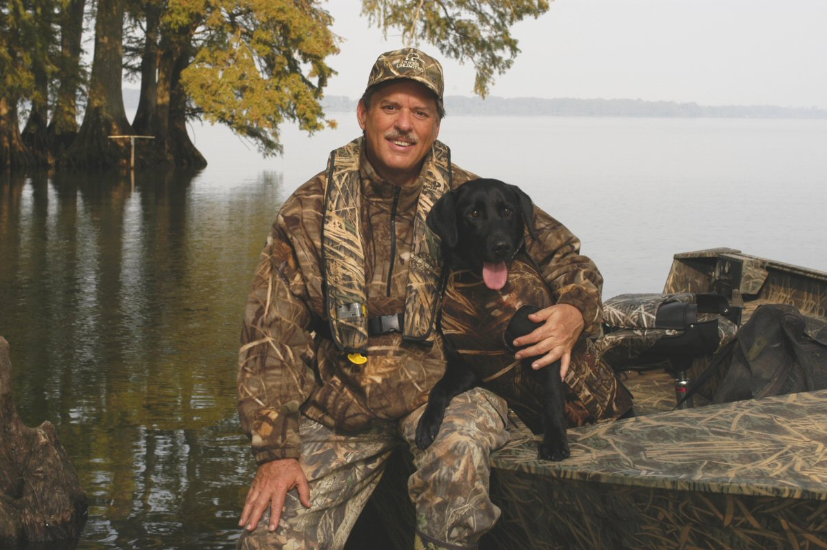 Wade Bourne, Outdoor Writer, Ducks Unlimited TV Host Passes
