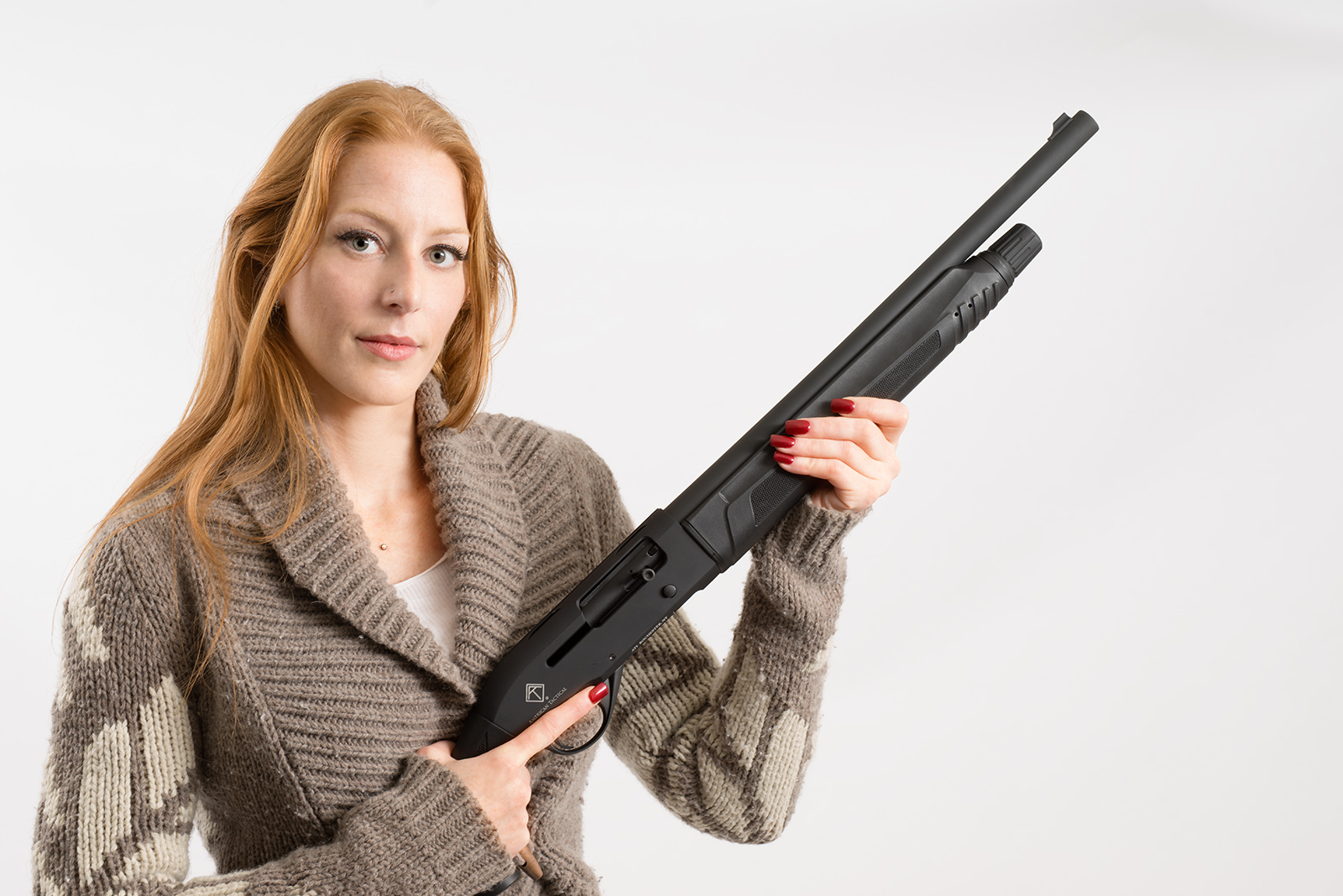 The Long and the Short of ATI SX2 12ga Shotgun