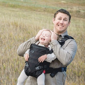 Mission Critical Baby Carrier: Tactical Infant Transportation