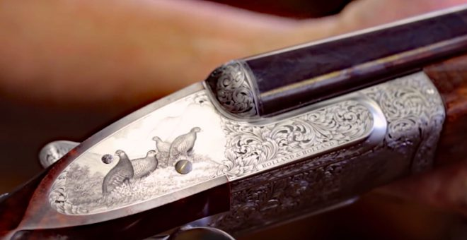 Holland And Holland >> Watch How It S Made Holland Holland Double Rifles