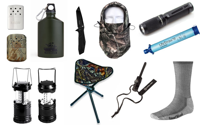 Last Minute Outdoor Gifts Under $20