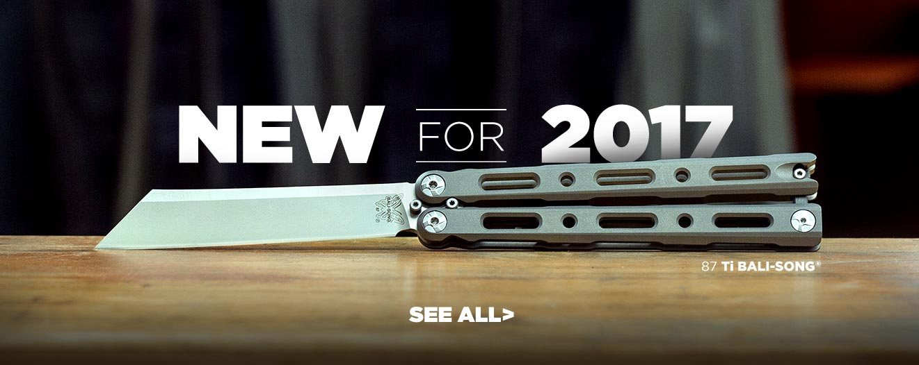 2017 Preview: Benchmade