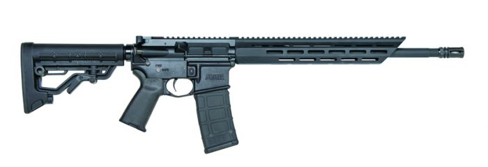 The Mossberg MMR Tactical rifle. Photo from https://www.mossberg.com/category/series/mmr-tactical-semi-automatic-rifles/