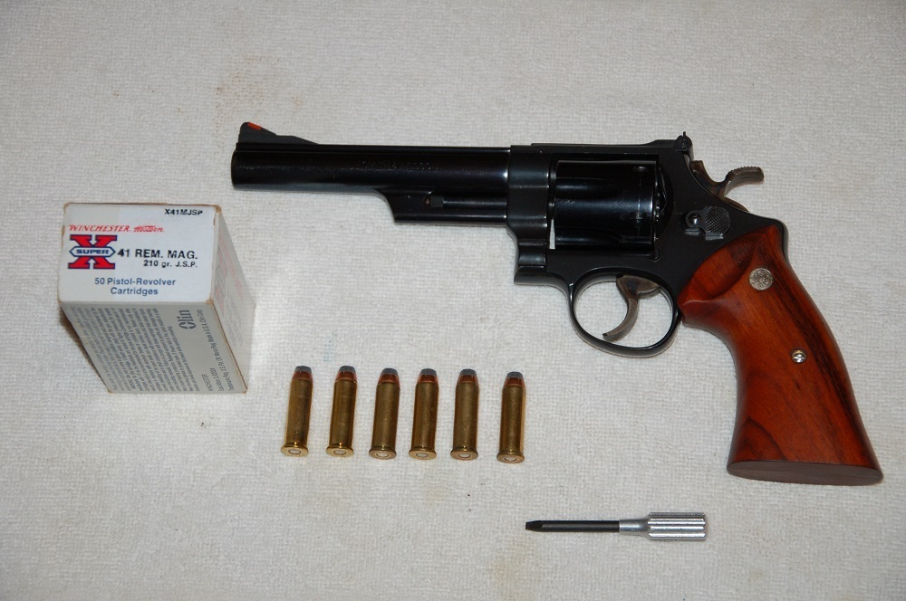 Smith & Wesson Model 57: A Diamond in the Rough