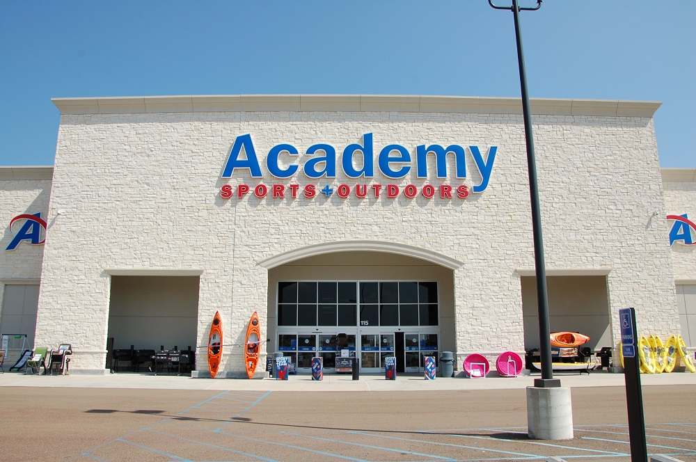 Academy Sports Registering Ammo Purchases?