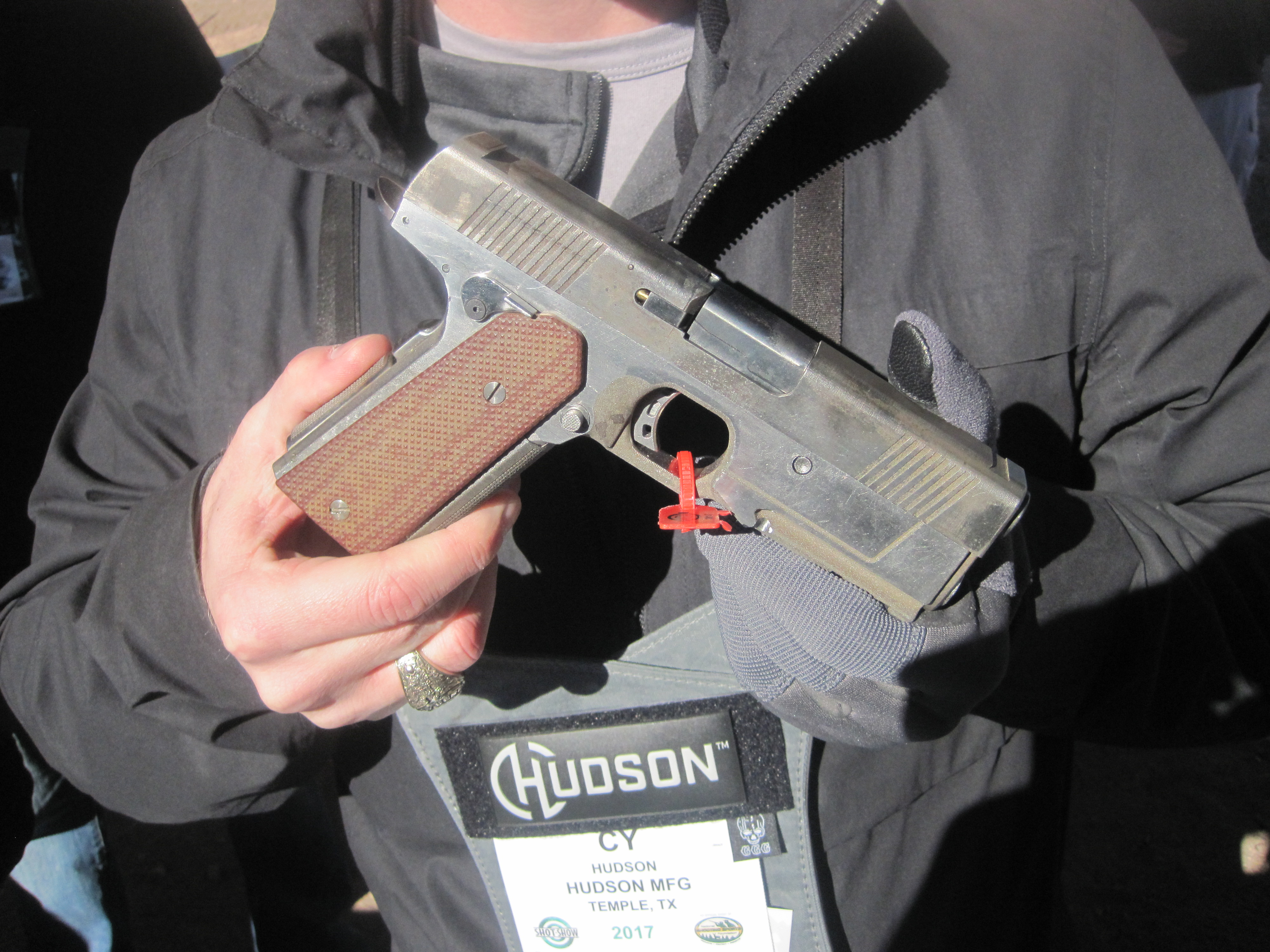 """The prototype Hudson H9 was known as """"The Brick"""" inside the company."""
