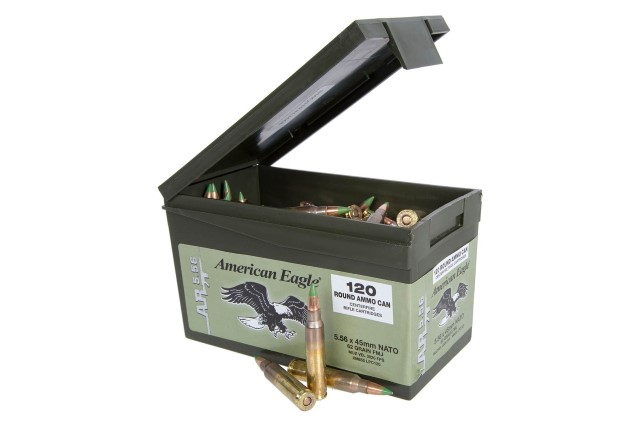 Deal Alert: 5.56mm Ammo, Rifle Kit, And More