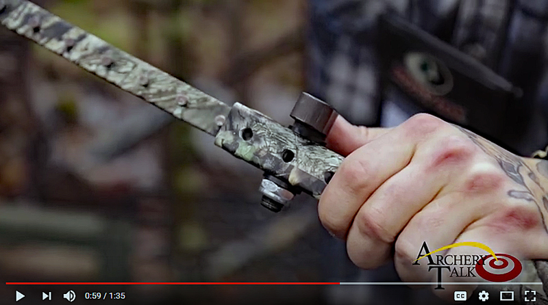 Watch Muddy Box Blinds And Xop Ambush Climber At 2017 Ata