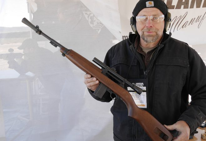 Inland T30 makes it possible to realize more of M1 carbine's accuracy.