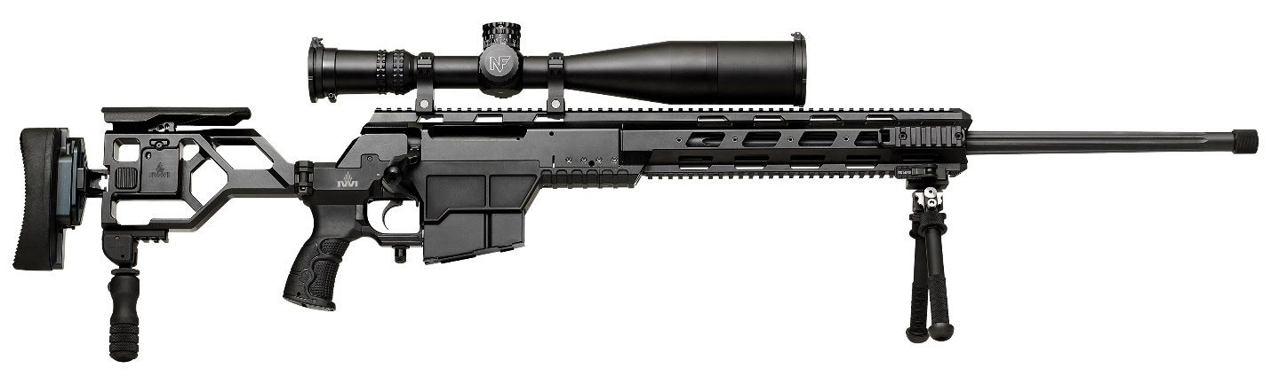 IWI to Unveil DAN® 338 Tactical Precision Rifle at the 2017 SHOT Show