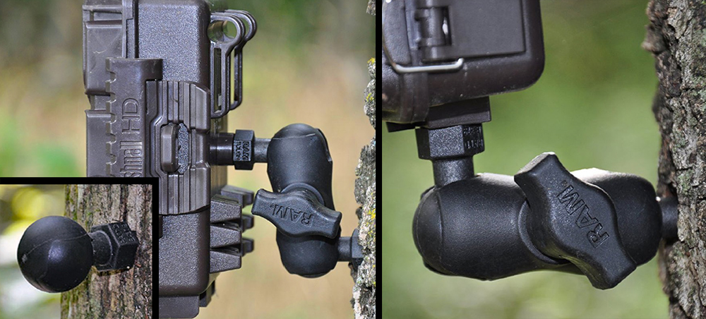 Ram Mounts Offers Many Ways to Mount Cameras and Other Stuff