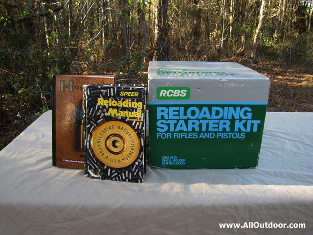 So You Want to Get Into Reloading