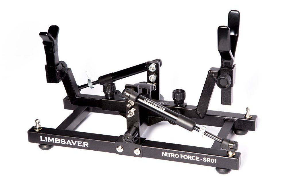 Limb Saver's New SmartRest Nitro Force SR01 Gun Rest