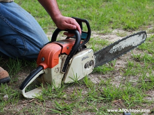 What I learned About Chainsaw Safety