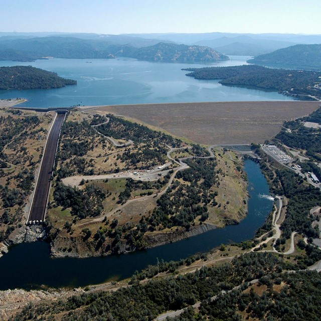 The Oroville Dam and Prepping Plans